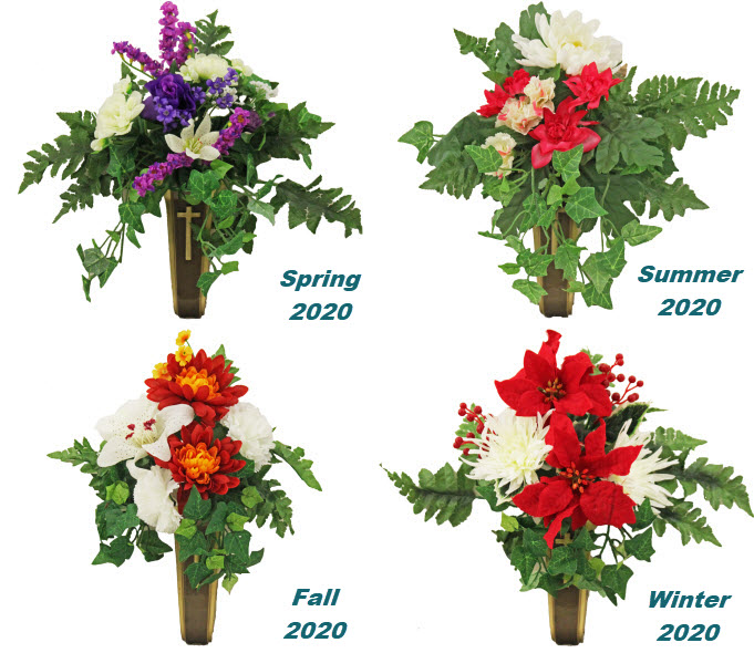 Crypt Floral Vase Renewal 1 Year Renewal