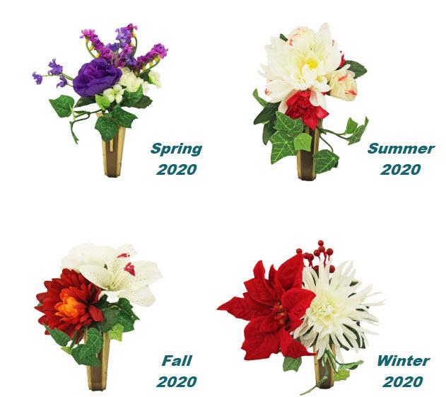 Niche Floral Vase Renewal 1 Year Renewal