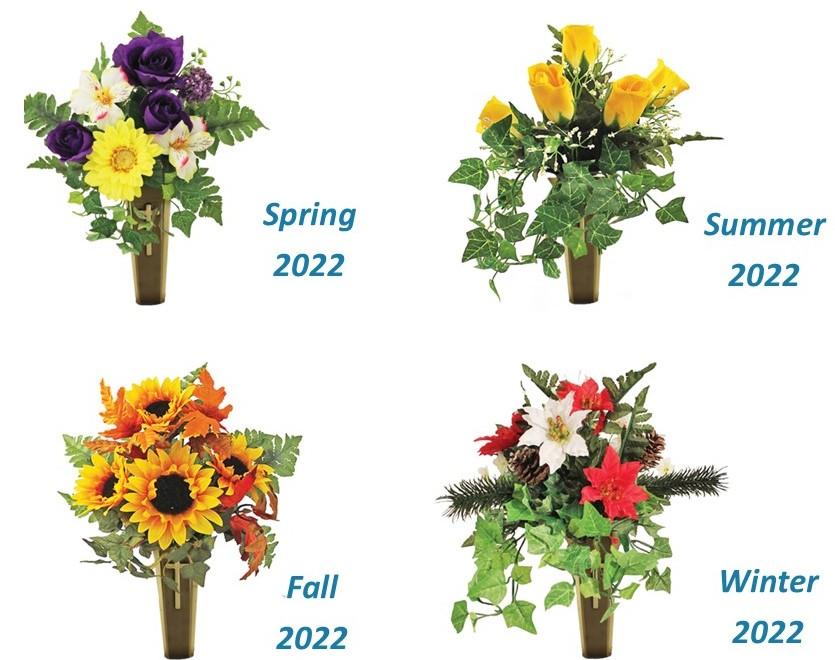 Crypt Floral Vase Renewal 2 Year Renewal