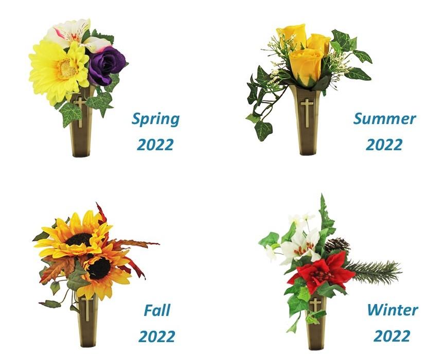Niche Floral Vase Renewal 2 Year Renewal